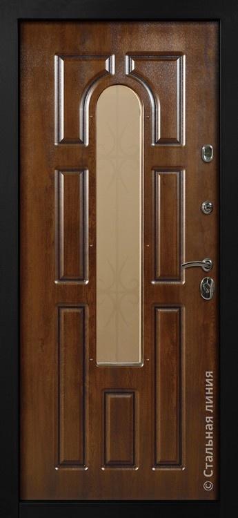 двери сталь купить